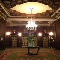 Photo taken at Omni Parker House by Tricia T. on 1/25/2013