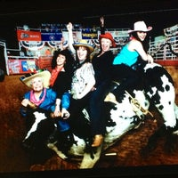 Photo taken at Billy Bob's Texas by Tricia T. on 6/25/2013