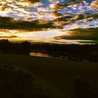 Photo taken at Gungahlin Lakes Golf Club by Tony H. on 3/15/2014