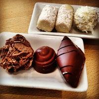Photo taken at Adora Handmade Chocolates by Tony H. on 10/25/2012