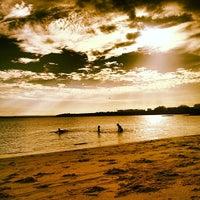 Photo taken at Yarra Bay by Tony H. on 1/16/2013