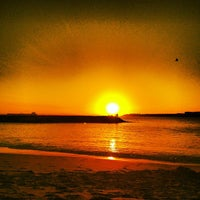 Photo taken at Yarra Bay by Tony H. on 1/24/2013