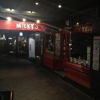 Photo taken at Micky's Café by Tony H. on 5/17/2013