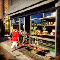 Photo Taken At Wicks Park Cafe By Tony H On 1 15 2014