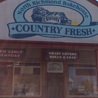 Photo taken at North Richmond Bakery by Tony H. on 9/23/2012