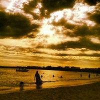 Photo taken at Yarra Bay by Tony H. on 1/8/2013