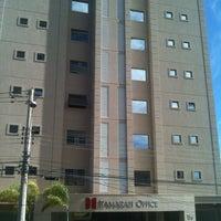 Photo taken at Edificio Itamarati by Marcelo S. on 4/23/2013