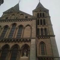 Снимок сделан в Munsterkerk пользователем Ben V. 10/20/2012