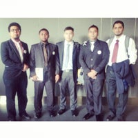 Photo taken at High Commission of India, Kuala Lumpur by Dailami Daniel on 9/19/2013