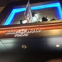 Photo taken at Blue Note Tokyo by 9_r _. on 10/13/2012