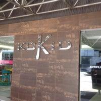 Photo taken at Kokid fabrica by Luis L. on 4/25/2016