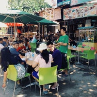 Photo taken at Green Cafe #GiliTrawangan by Yofie S. on 5/17/2014
