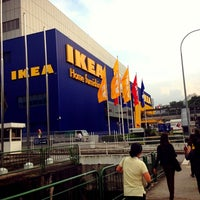 Photo taken at IKEA by Yofie S. on 4/10/2013