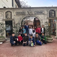 Photo taken at nicea iznik by Aylin S. on 3/28/2018
