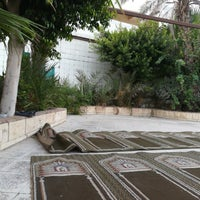 Photo taken at Al-Salam Mosque by Doaa E. on 9/1/2017