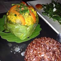 Photo taken at K'NYAY cuisine at The Terrace on 95 by Dale B. on 8/15/2014