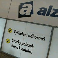 Photo taken at Alza.cz by Petr V. on 12/4/2016
