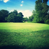 Photo taken at Oak Hills Park Golf Course by Chris F. on 8/29/2015
