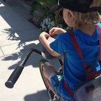 Photo taken at bargain bike rental by Creighton G. on 6/1/2014