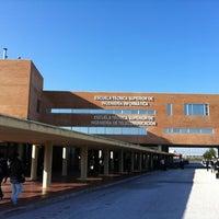 Photo taken at ETSI Telecomunicaciones by Universidad de Málaga on 12/13/2012