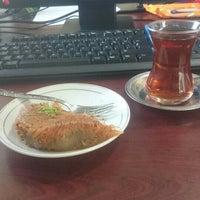 Photo taken at Kocaeli Liman Başkanlığı by Sümeyye K. on 12/7/2015