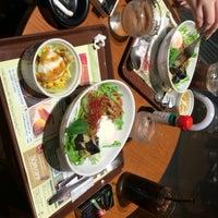 Photo taken at CAFÉ de CRIÉ 道玄坂上店 by ぱるる on 9/7/2016