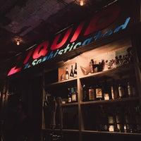 1/14/2017 tarihinde Nick L.ziyaretçi tarafından Bar Lunatico'de çekilen fotoğraf