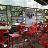 Photo taken at Salad Factory Bogota by Lina R. on 11/9/2015