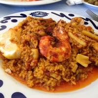 Foto scattata a Restaurante Salamanca da sae il 7/28/2013