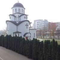 Photo taken at Hotel Medium by Sevgi K. on 11/17/2013