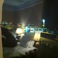 Photo taken at Ramada Hotel by Gabriel I. on 10/24/2012