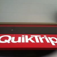 Photo taken at QuikTrip by Chelsea D. on 4/2/2013