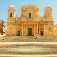 Photo taken at Unesco - Late Baroque Towns of the Val di Noto (South-Eastern Sicily) by Mariya on 6/13/2017