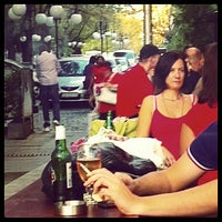 Photo taken at BG bar by Mariya on 9/25/2012
