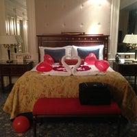 6/1/2013 tarihinde Tatiana K.ziyaretçi tarafından Fairmont Grand Hotel Kyiv'de çekilen fotoğraf