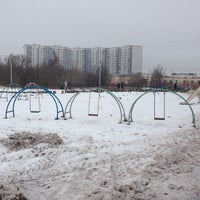 Photo taken at Конюшня в Ясенево by Volodimer S. on 1/3/2014