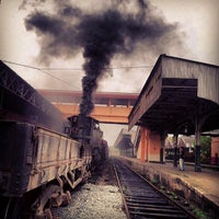 Photo taken at Maradana Railway Station by Syed A. on 5/19/2013