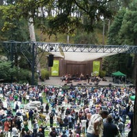 Photo taken at Stern Grove Festival by ✈️Tugce⛵️ on 8/14/2016