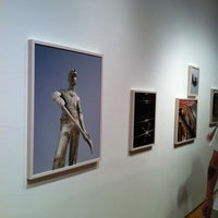 Photo taken at Museum of Contemporary Photography by Jordan S. on 10/4/2012