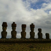 Photo taken at Easter Island by Simona B. on 2/28/2013