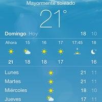 Photo taken at Viña del Mar Alto by Simona B. on 6/15/2014