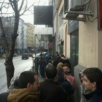 2/10/2013 tarihinde kattziyaretçi tarafından Театър Българска Армия (Theatre Bulgarian Army)'de çekilen fotoğraf