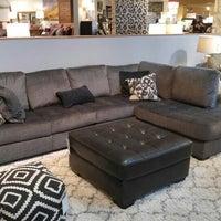 ... Photo Taken At Ashley Furniture HomeStore By Joseph (Daddybear) H. On  2/ ...