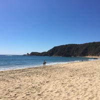 Photo taken at Playa Mazunte by Claudia A. on 2/3/2018