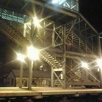 Photo taken at SEPTA Fern Rock Transportation Center by April M. on 1/11/2013