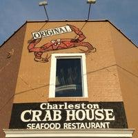 Photo taken at Charleston Crab House by Marenda on 6/22/2013