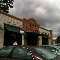 Photo taken at Brother's Pizza by Kelly K. on 9/29/2012