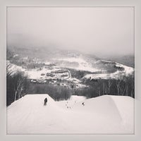 Photo taken at Stowe Mountain Resort by Kelly K. on 1/12/2013