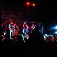 Photo taken at Gryphon Theatre by Meghan S. on 4/1/2013