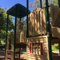 Photo taken at Fred Hesse Jr. Community Park by YOKO♡ on 6/27/2017